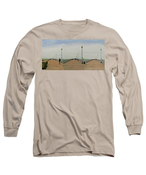 Triple Play Long Sleeve T-Shirt