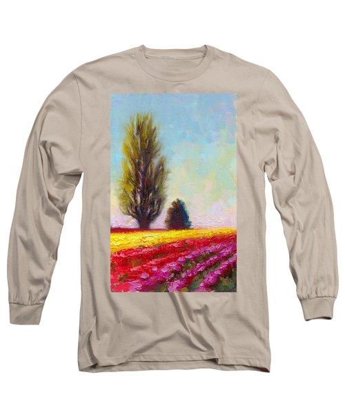 Tulip Sentinels Long Sleeve T-Shirt
