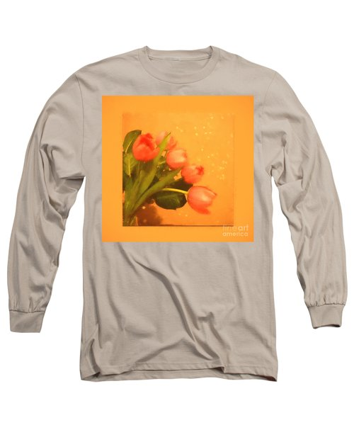Tulips Duvet Long Sleeve T-Shirt