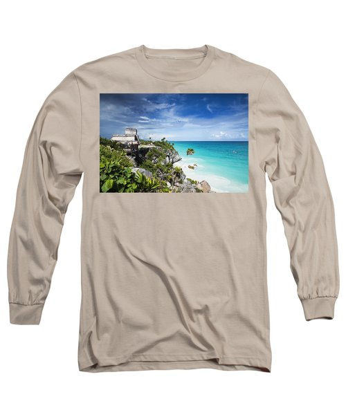 Tulum Long Sleeve T-Shirt