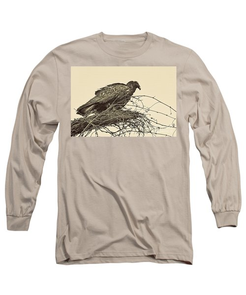Turkey Vulture V2 Long Sleeve T-Shirt