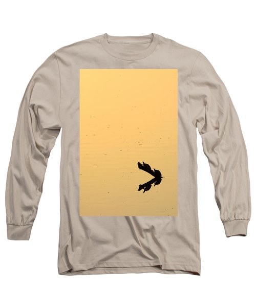 Turtle Art Long Sleeve T-Shirt by Fotosas Photography