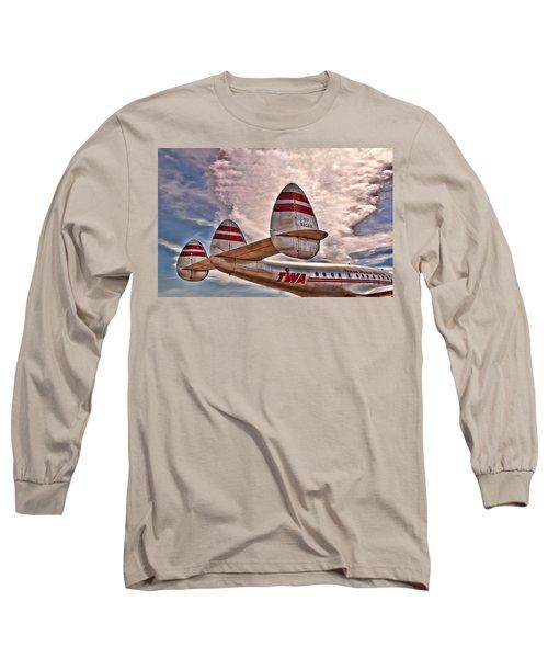 TWA Long Sleeve T-Shirt