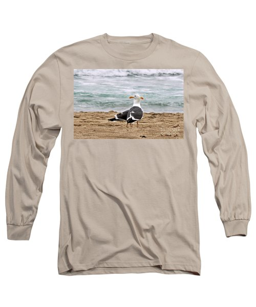 Twin Beaks Long Sleeve T-Shirt