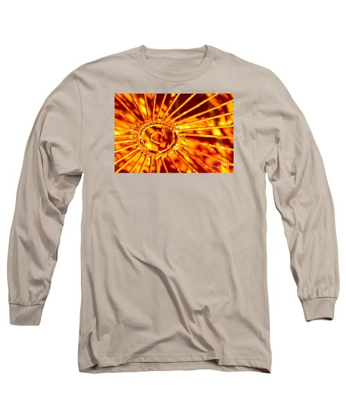 Twisted Trust Long Sleeve T-Shirt by Cathy Dee Janes