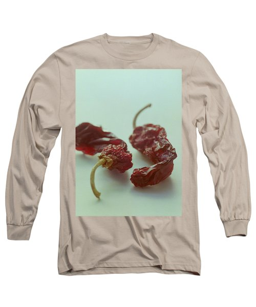 Two Dried Peppers Long Sleeve T-Shirt