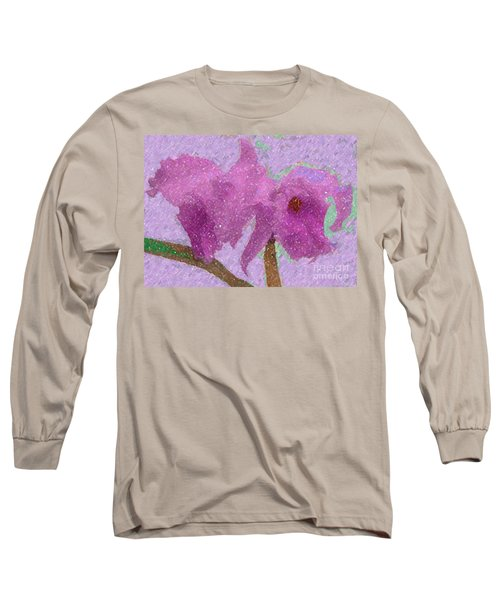 Two Hothouse Beauties Long Sleeve T-Shirt