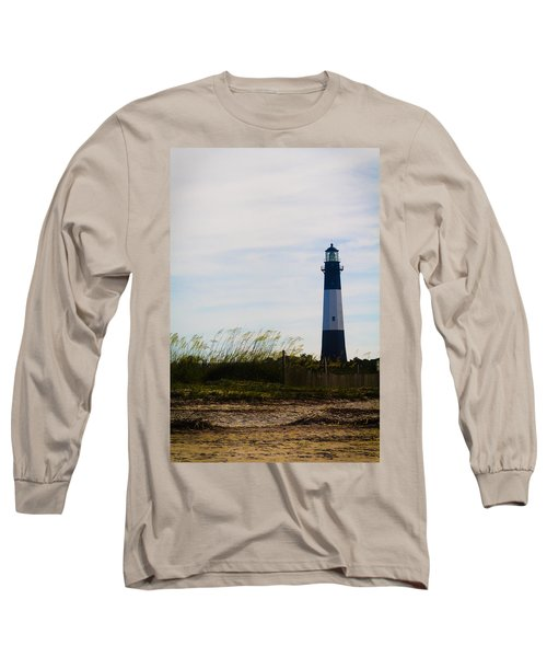 Tybee Island Lighthouse Long Sleeve T-Shirt