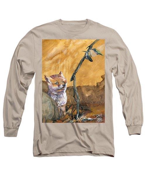 Tyrah's Tale Long Sleeve T-Shirt