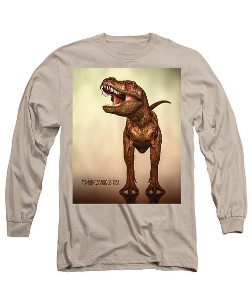 Tyrannosaurus Rex 2 Long Sleeve T-Shirt