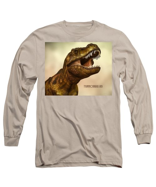 Tyrannosaurus Rex 3 Long Sleeve T-Shirt