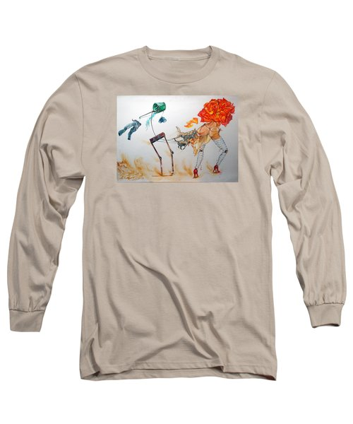 Tyrants Of Desire Long Sleeve T-Shirt