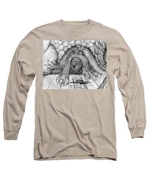Ulcer Long Sleeve T-Shirt
