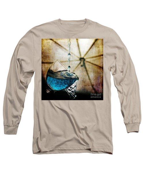 Umbrella Drink Long Sleeve T-Shirt