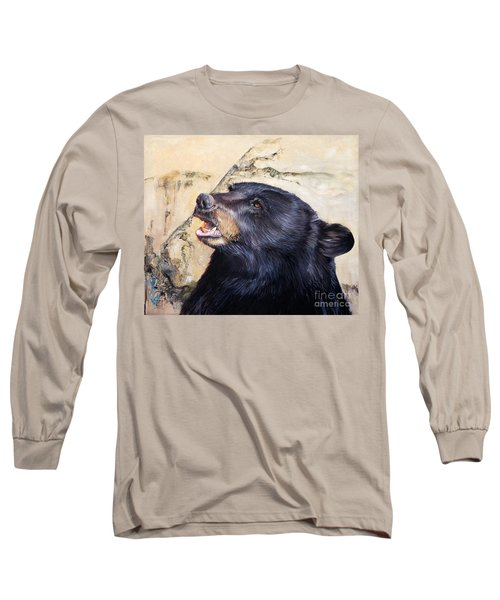 Under The All Sky Long Sleeve T-Shirt by J W Baker