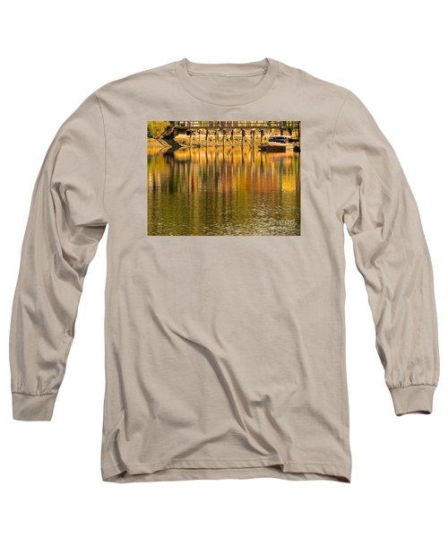 Under The Dock Long Sleeve T-Shirt