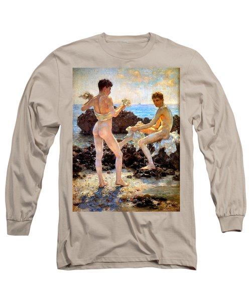 Under The Western Sun Long Sleeve T-Shirt