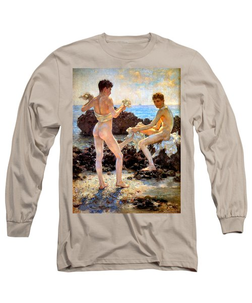 Under The Western Sun Long Sleeve T-Shirt