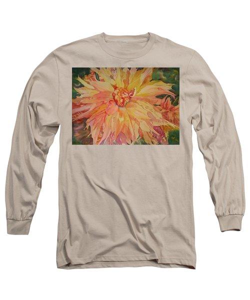 Unfolding Long Sleeve T-Shirt by Tara Moorman