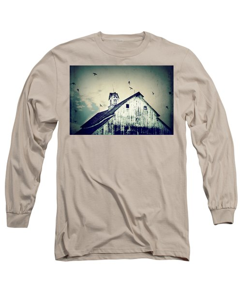 Unique Cupola Long Sleeve T-Shirt