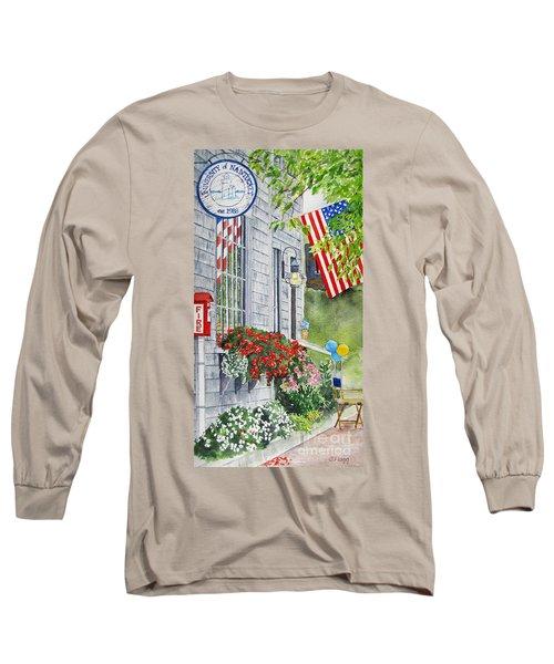 University Of Nantucket Shop Long Sleeve T-Shirt