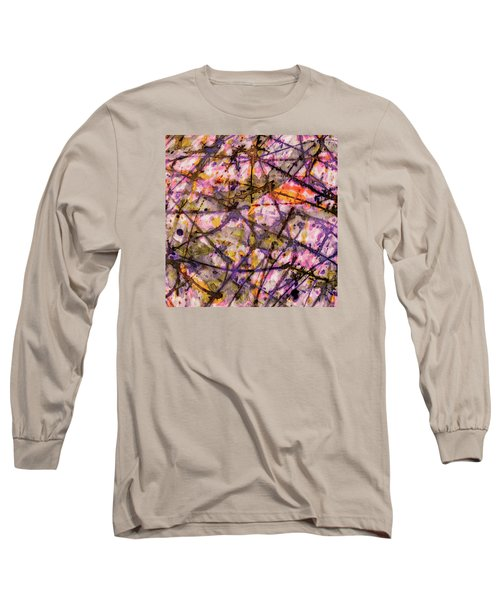 The Shock Department Long Sleeve T-Shirt