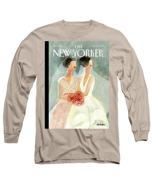 June Brides Long Sleeve T-Shirt