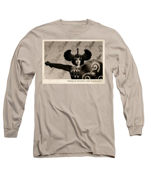 Unyielding Long Sleeve T-Shirt