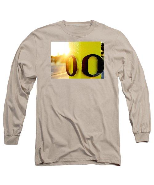 Uo 6 Long Sleeve T-Shirt by Michael Cross