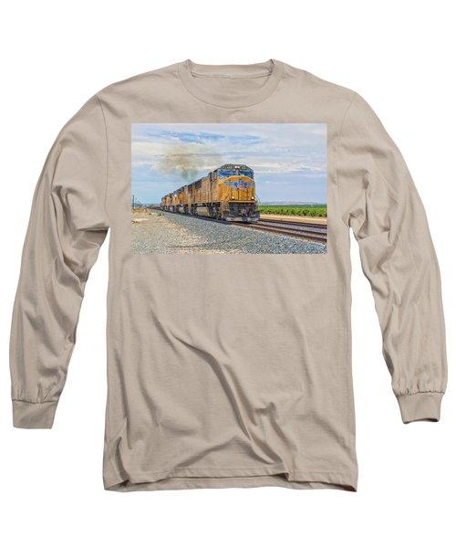 Up4421 Long Sleeve T-Shirt