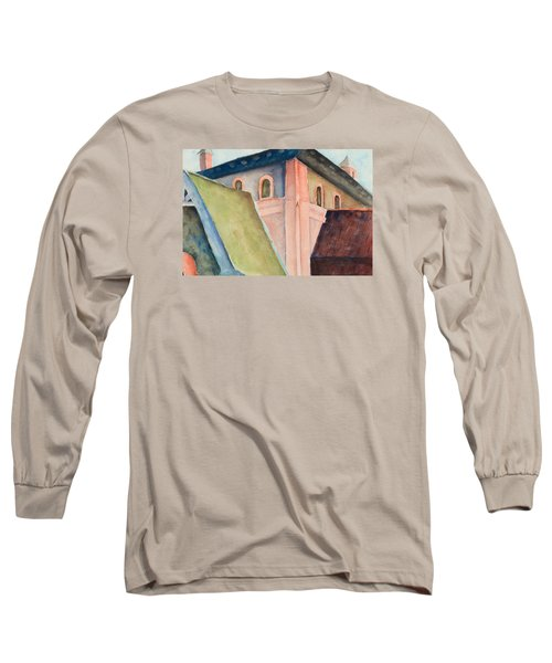 Upper Level Long Sleeve T-Shirt by Lee Beuther