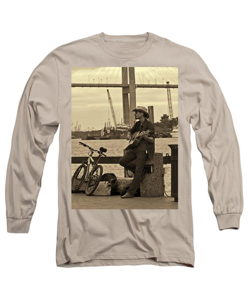 Urban Cowboy Long Sleeve T-Shirt