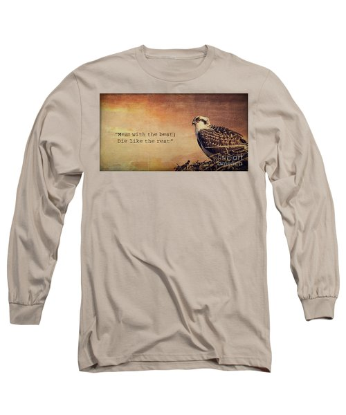 U.s. Special Forces Tribute Long Sleeve T-Shirt