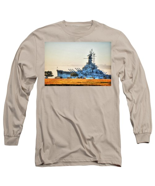 Uss Alabama Long Sleeve T-Shirt