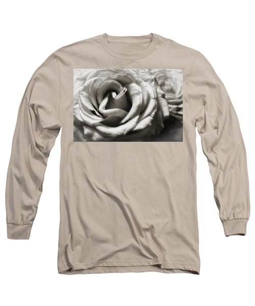 Valentine Rose Long Sleeve T-Shirt