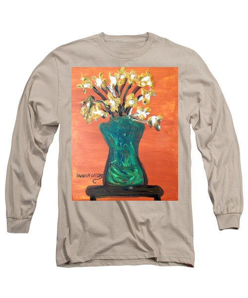 Vase Long Sleeve T-Shirt