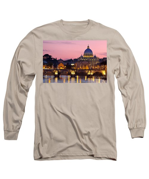 Vatican Twilight Long Sleeve T-Shirt