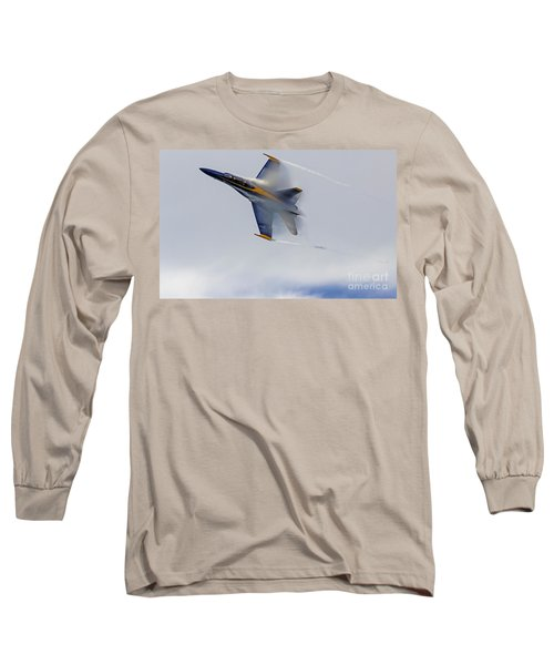 Veiled Angel Long Sleeve T-Shirt by Kate Brown