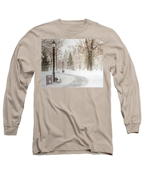 Victoria Park Long Sleeve T-Shirt