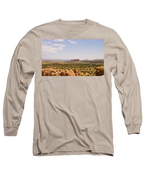 View From Acoma Mesa Long Sleeve T-Shirt