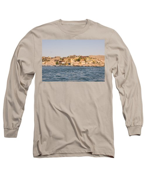 View From Boat Long Sleeve T-Shirt