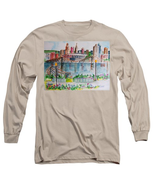 View From Devou Long Sleeve T-Shirt