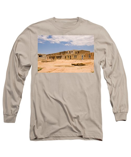 View From The Square Long Sleeve T-Shirt