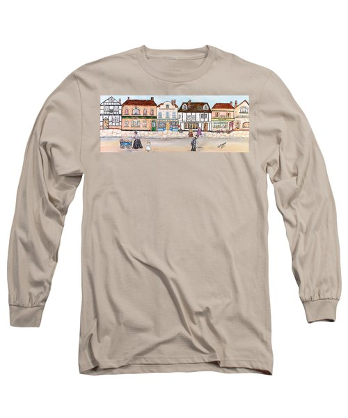 Villaggio Antico Long Sleeve T-Shirt