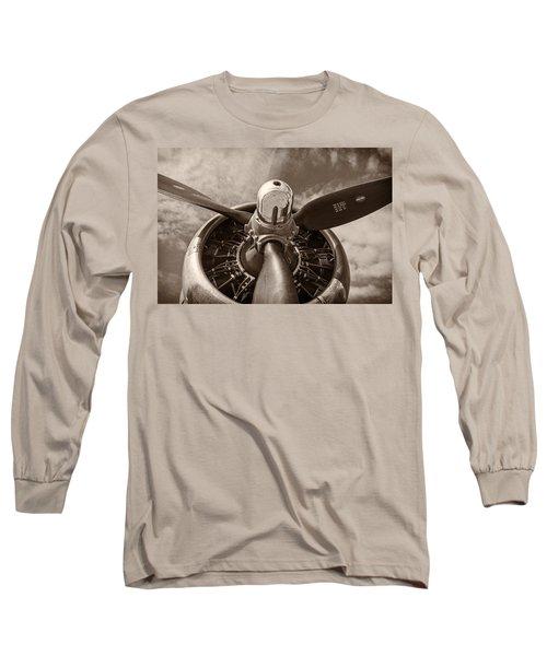 Vintage B-17 Long Sleeve T-Shirt
