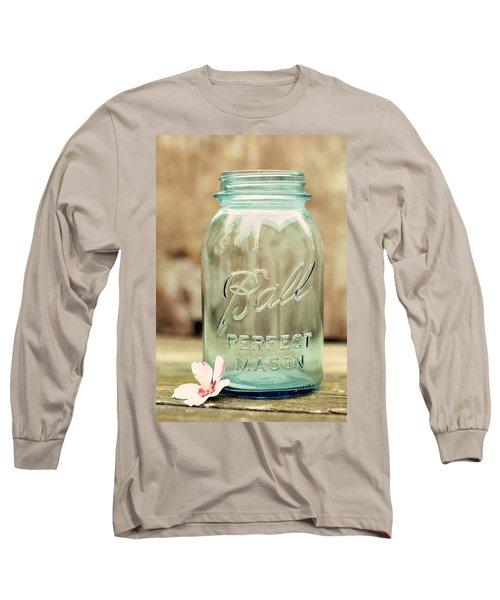 Vintage Ball Mason  Long Sleeve T-Shirt