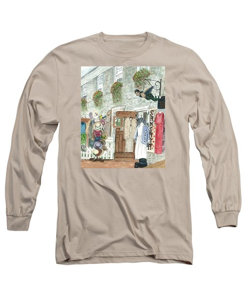 Vintage New Hope Long Sleeve T-Shirt