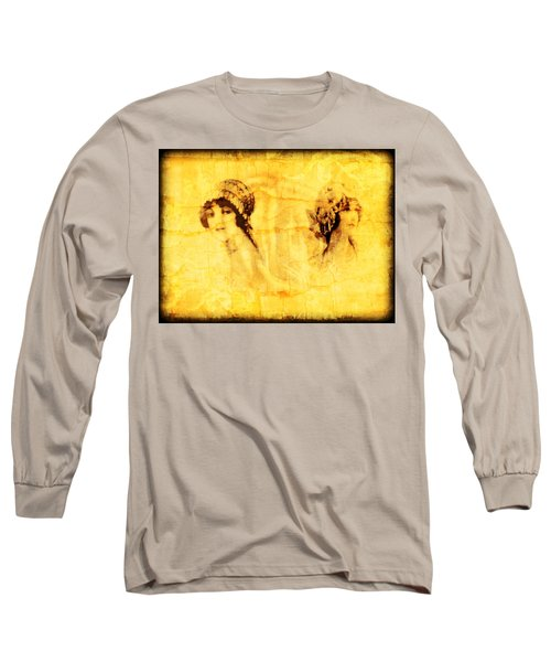 Vintage Victorian Rivals I Long Sleeve T-Shirt