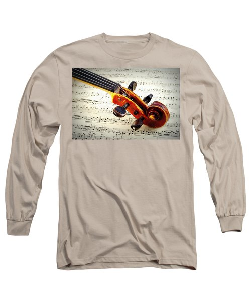 Violine Long Sleeve T-Shirt