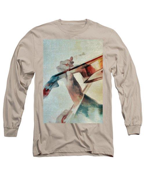 Violinist Long Sleeve T-Shirt
